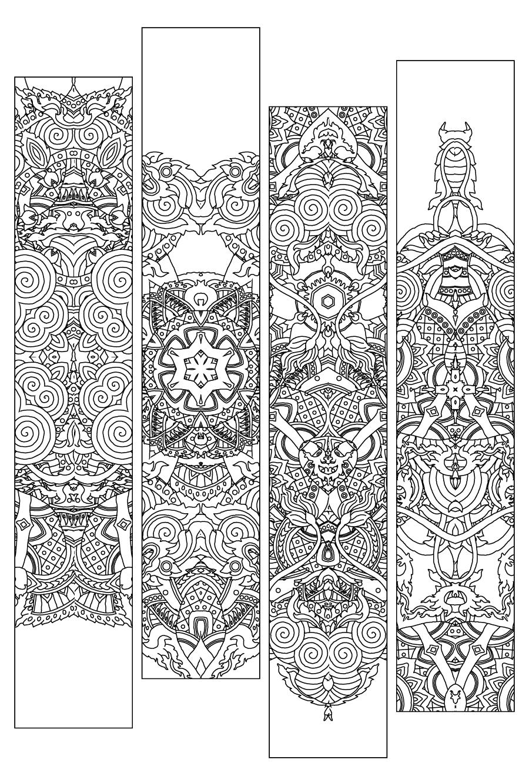 uday kiran mandala coloring pages - photo#14