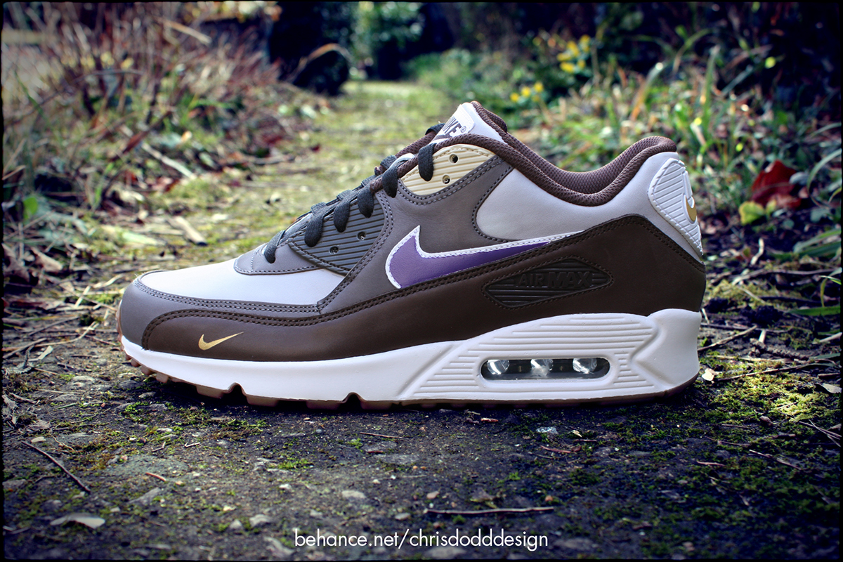 806127d073 Nike Air Max 1 x Atmos 'Viotech' ... soft premium leather, I have selected  those earthy tones similar to the ...