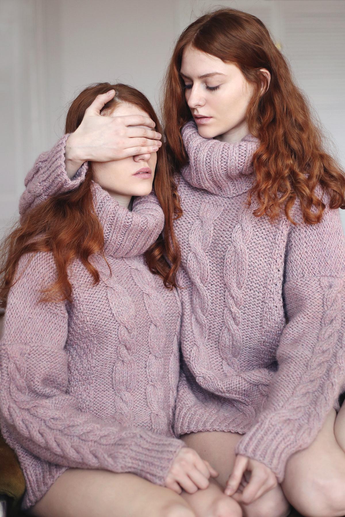 Pin on sweater