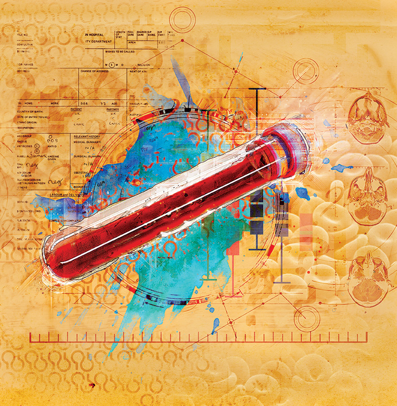 Vector Illustration,Magazine illustration,publication,spreads,Layout