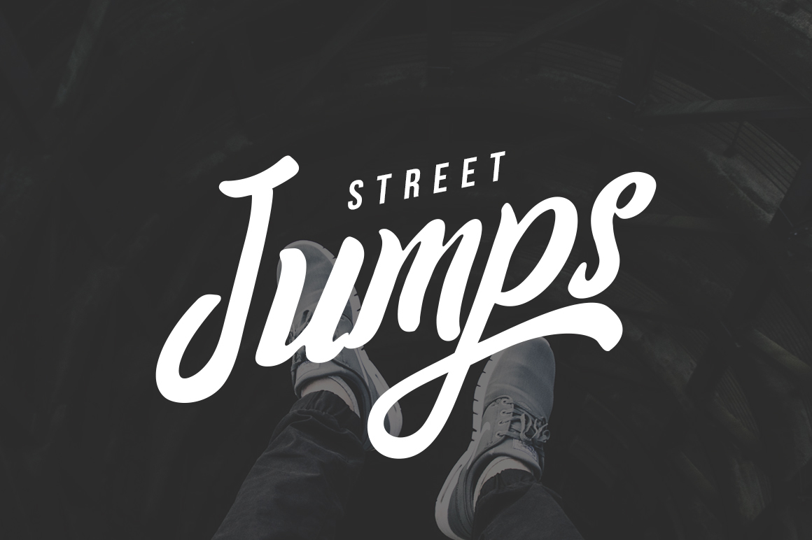 free font bundle dirtyline type Typeface Handlettering handrawn