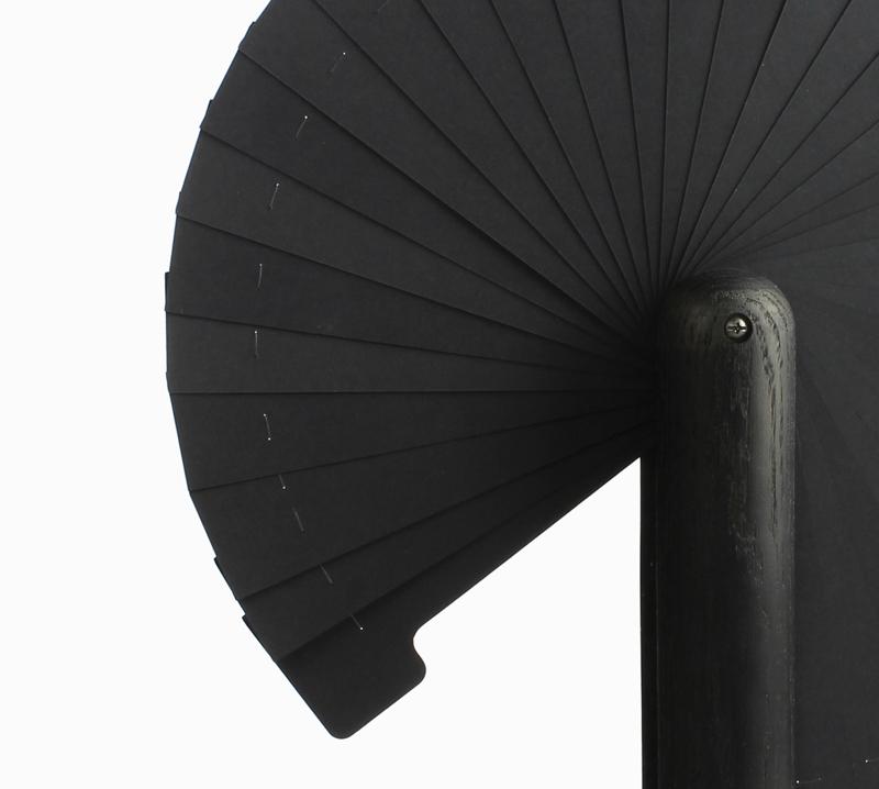 design fan product decoration AC/AL studio paper wood