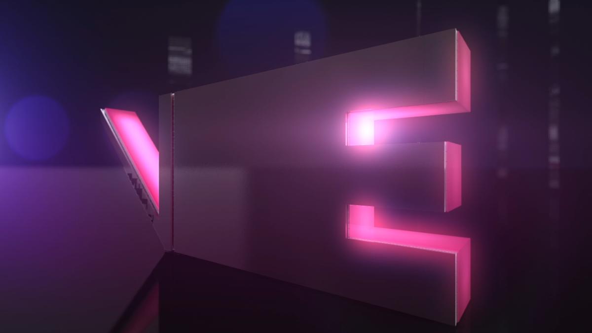 V Entertainment Broadcast Design