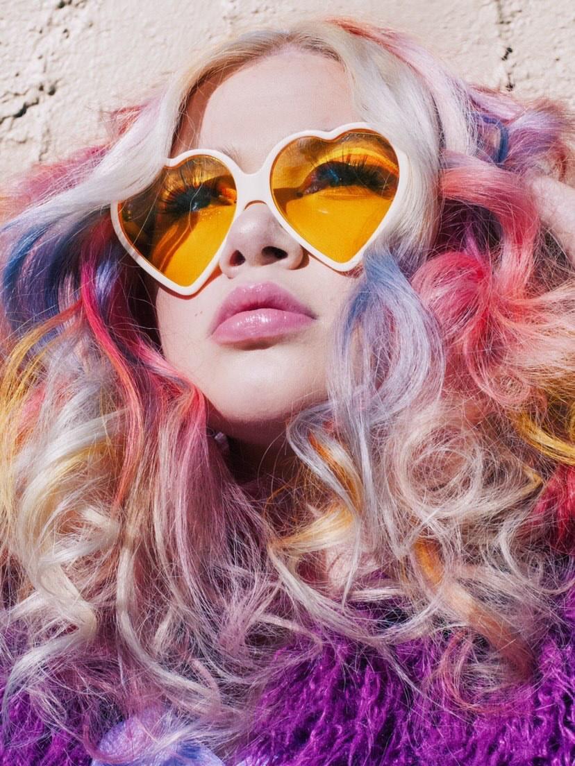 beauty creative makeup photographer summer