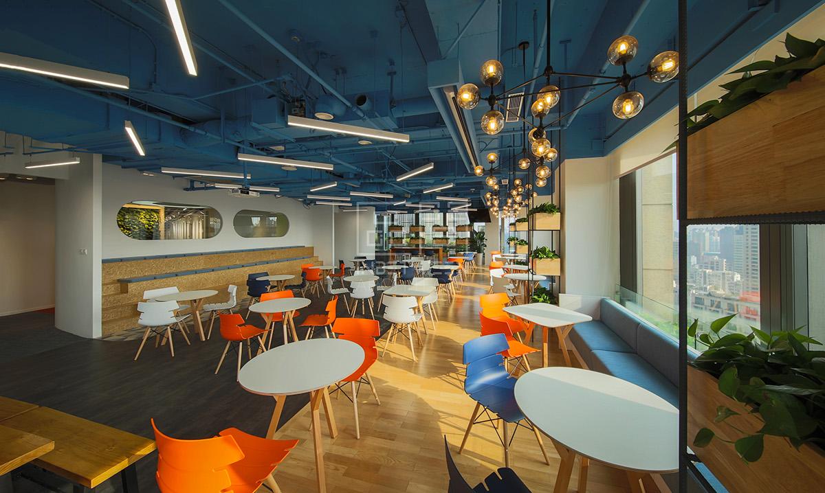 Costa Carnival inbetween Inbetween Architects inbetween interior