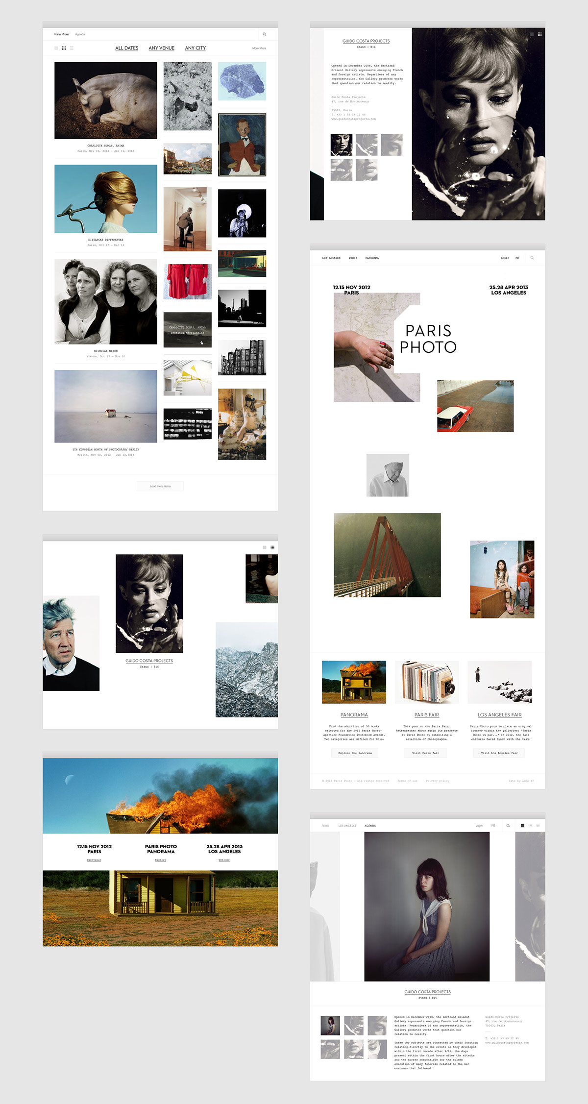 Paris Photo Photography Fair David Lynch KRRB buy local