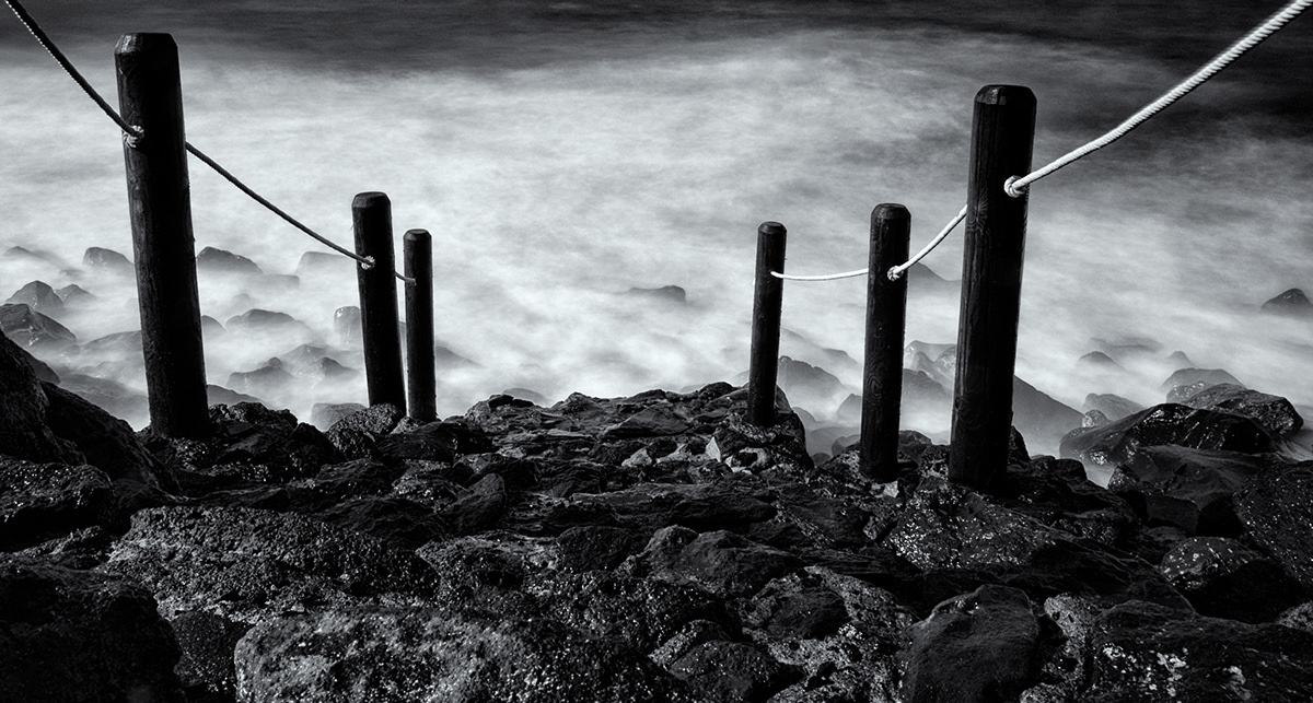 Adobe Portfolio Black&white