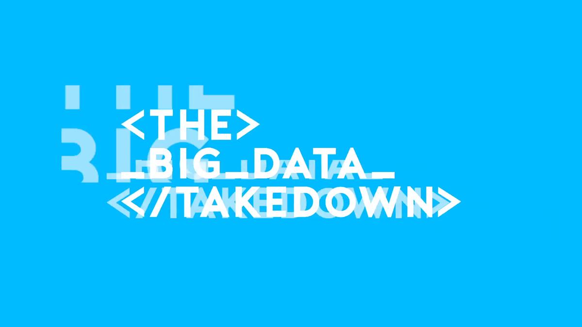 The Big Data Takedown