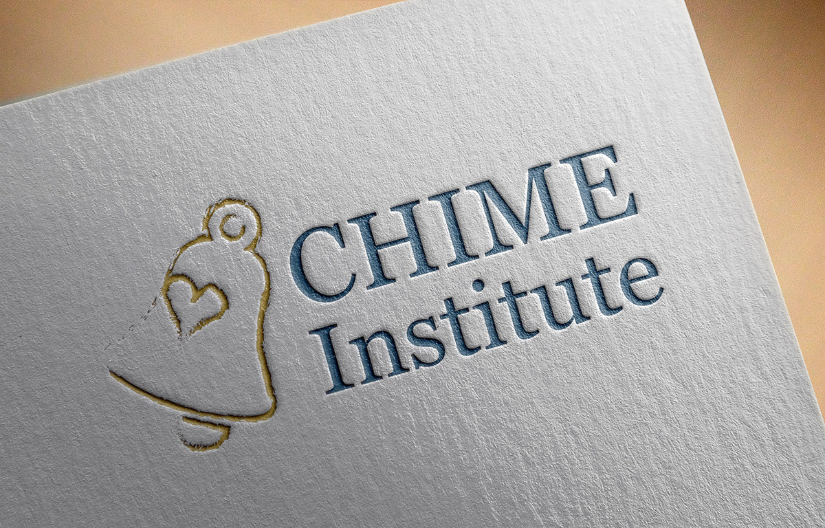 CHIME Institute Branding on Behance