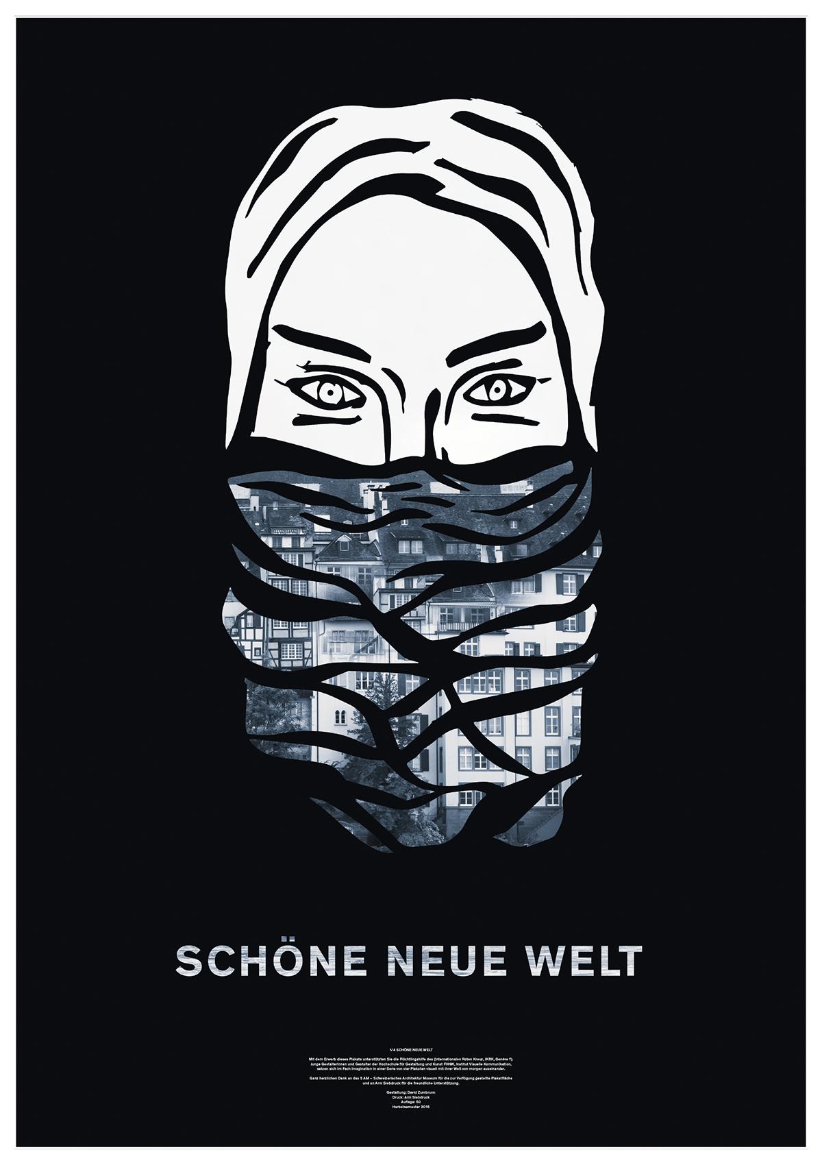 Brave new world poster islam