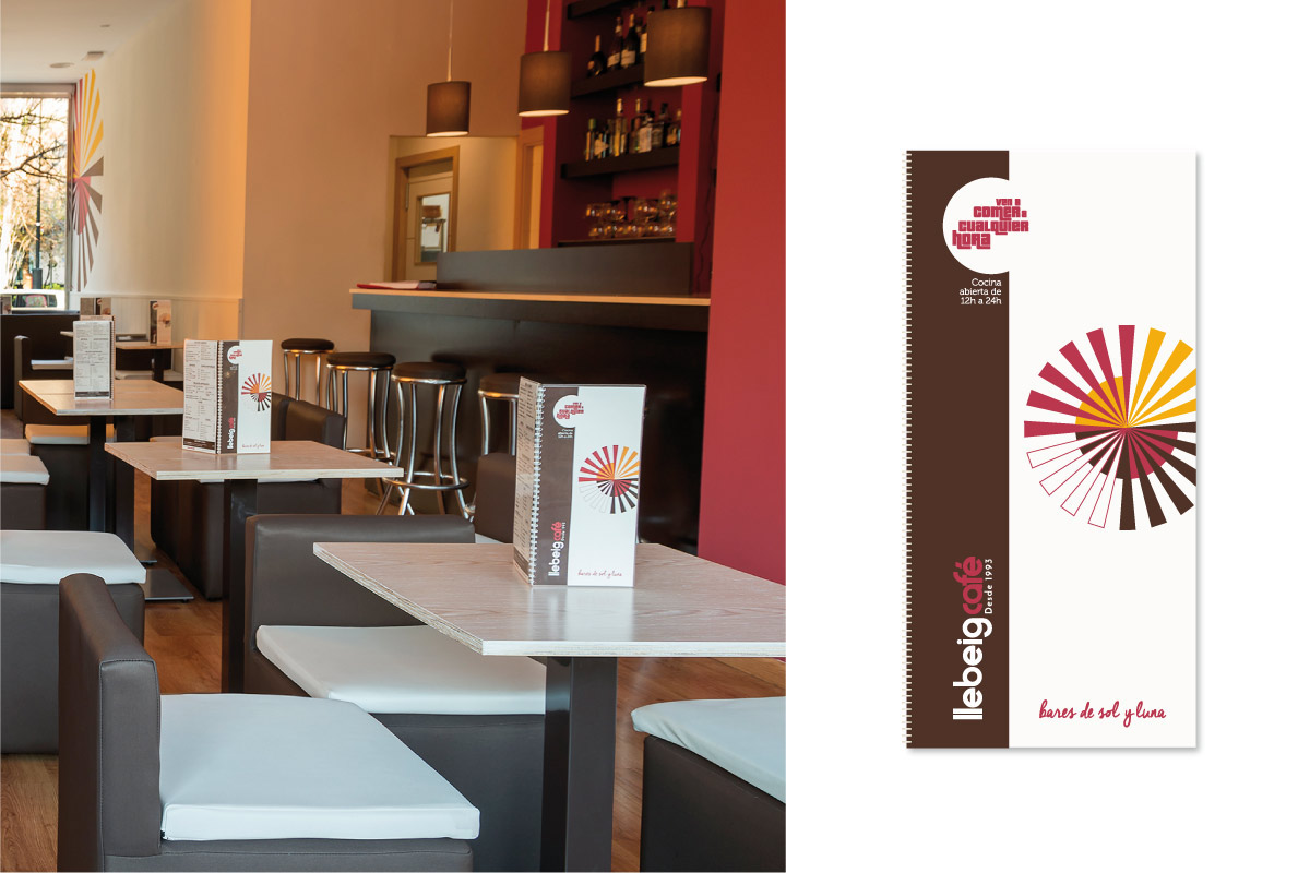 diseño tarjetas ,diseño carta menú,diseño camisetas,imagen corporativa
