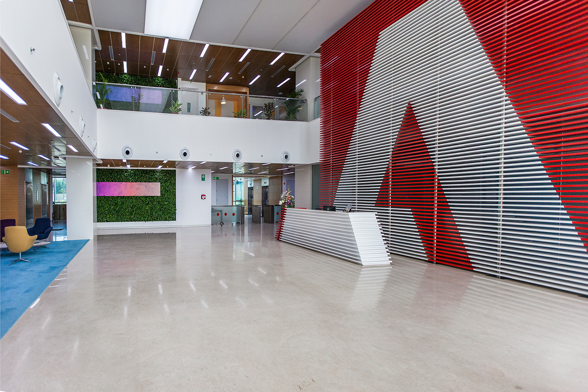 Adobe Workplace  Bangalore On Behance