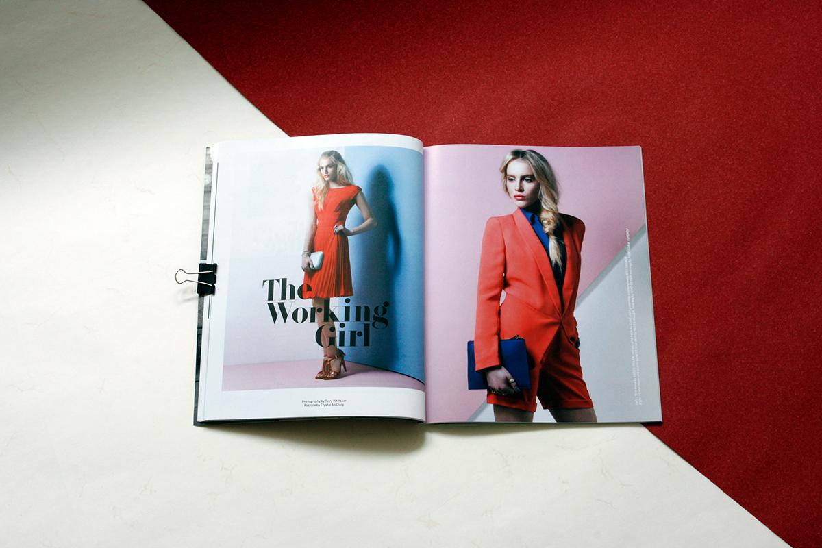 fashion magazine Shopping London