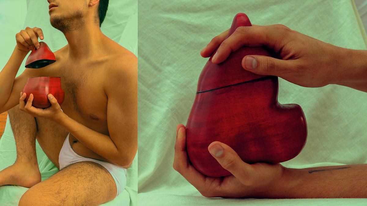 Fashion  madera moda objeto ornamento corporal wood