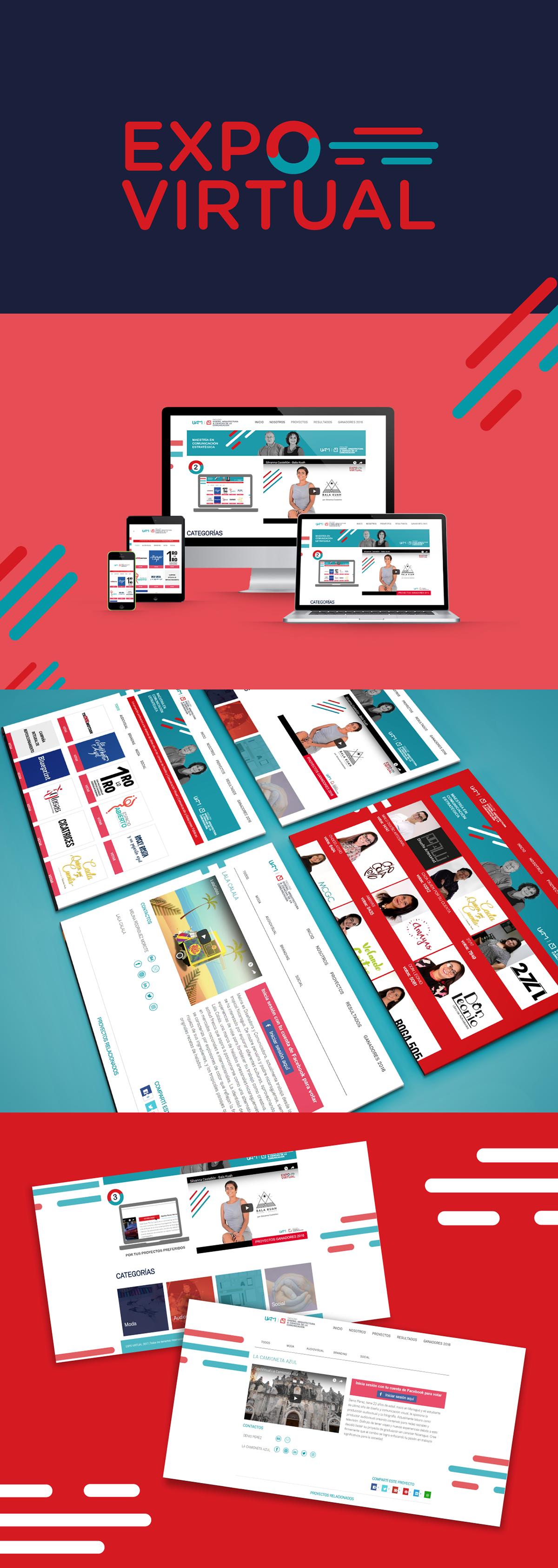 Branding Digital agency agencia de publicidad Nicaragua Bold Web