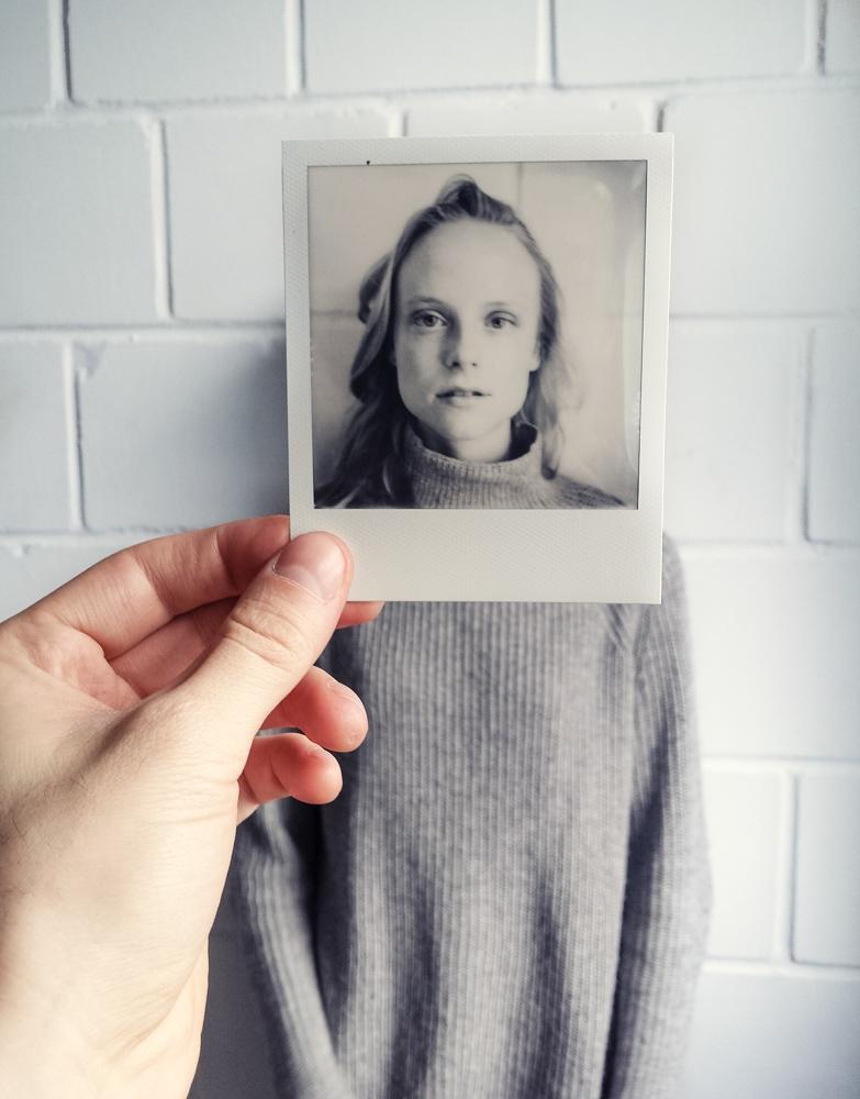 POLAROID,sx70,impossibleproject  ,portrait