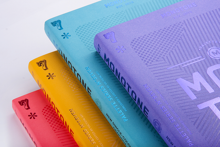 book Printing pattern color
