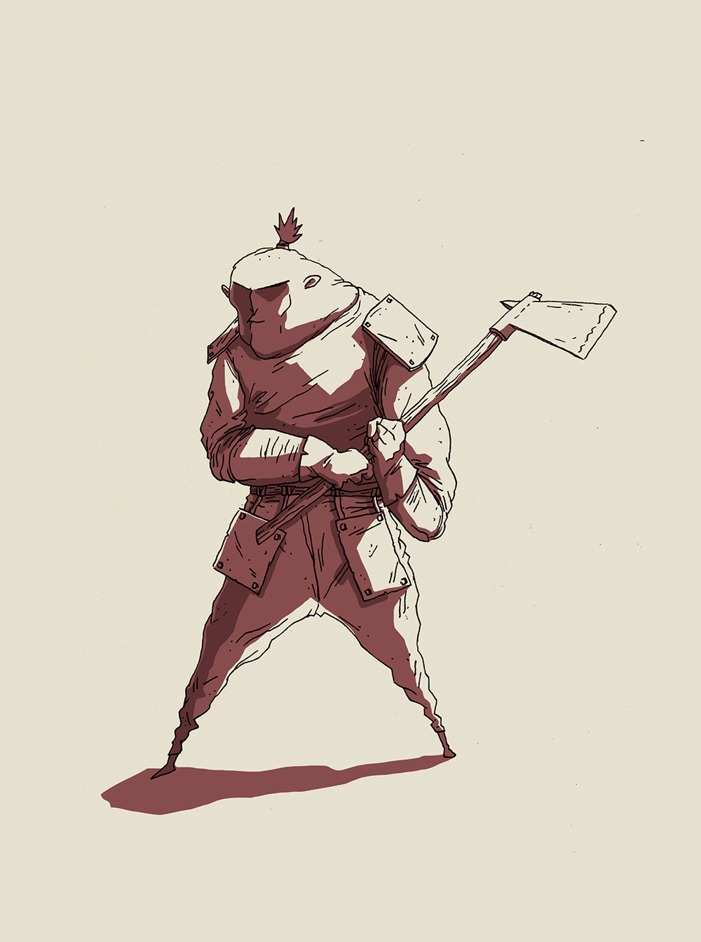 Character Design Shuffle App : Character design shuffle on behance
