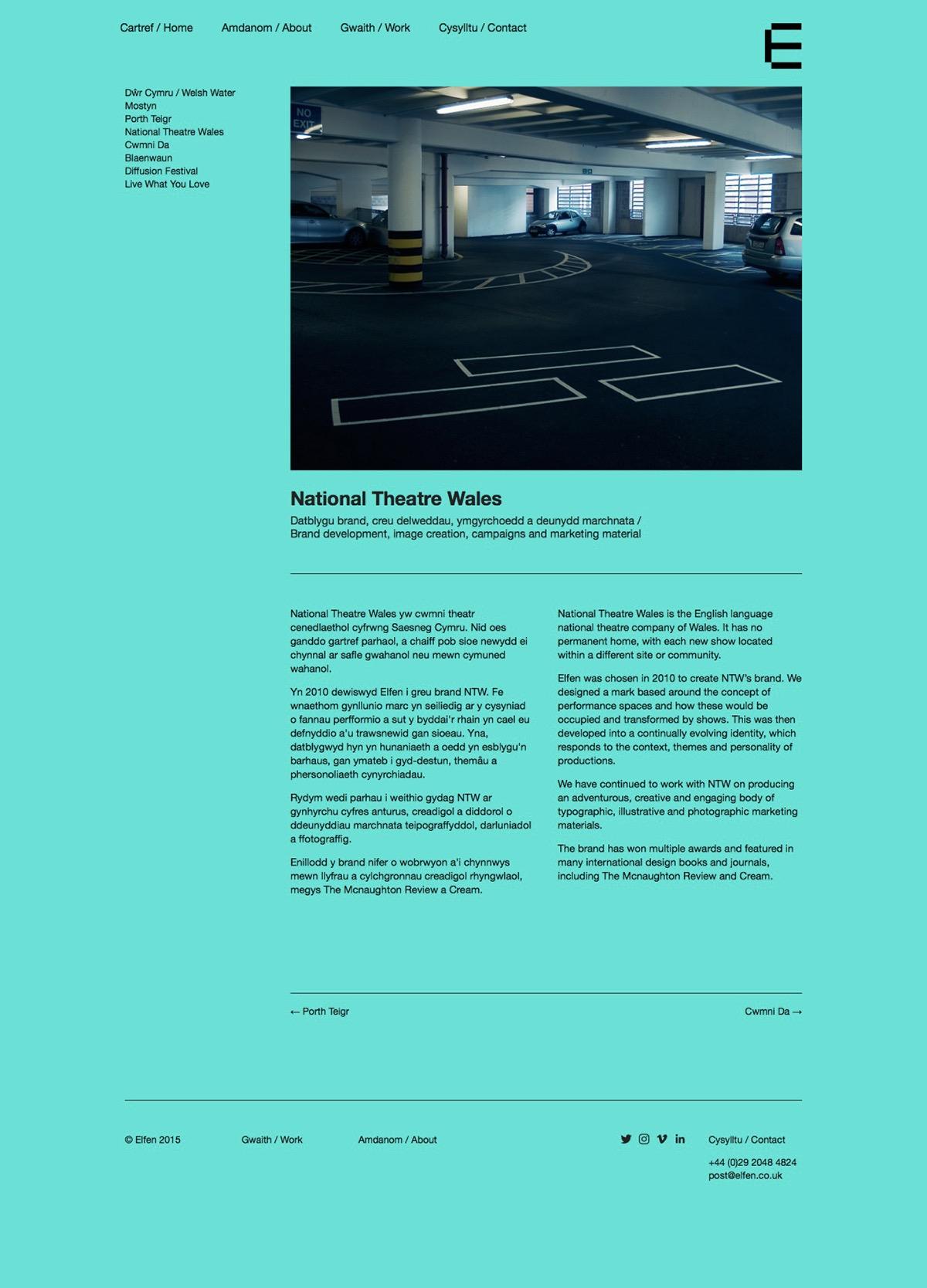 Squarespace 7 Website Brand Design elfen design The Printer's Son