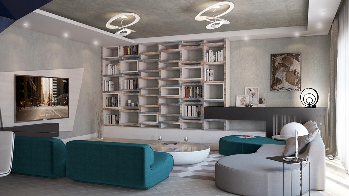 interior design  furniture design  architecture futuristic design minotti furniture living room design contemporary design kitchen design