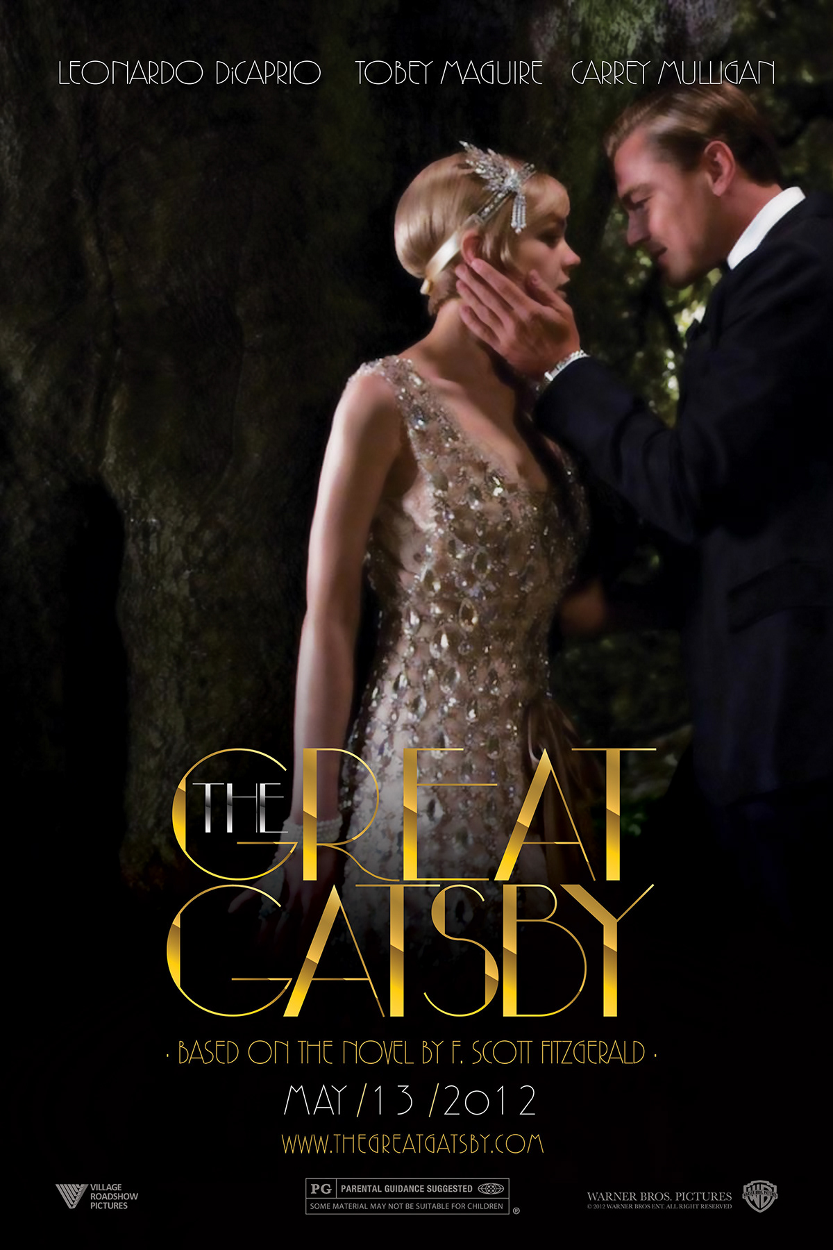 The Great Gatsby | Movie Poster on Corcoran Portfolios