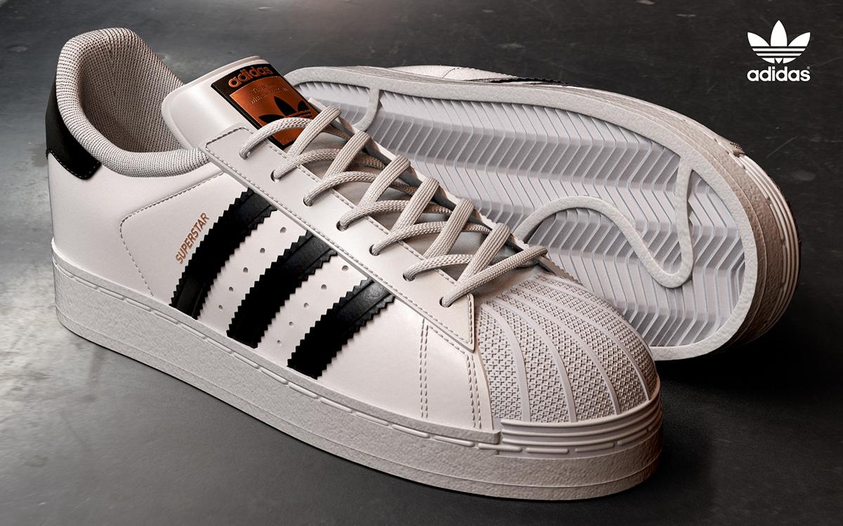 quality design 786e2 dd81e Adidas Superstar CGI