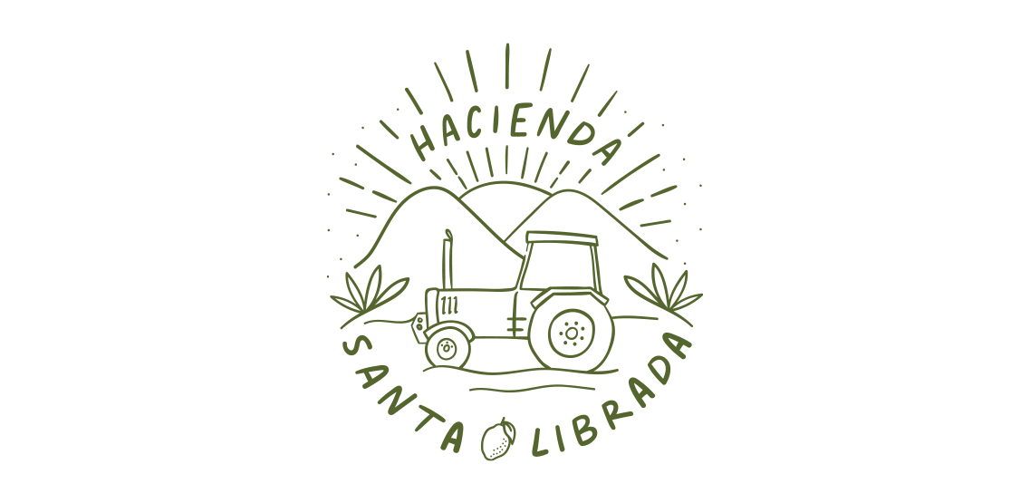 campo frutas Granja logo natural organico vegetales