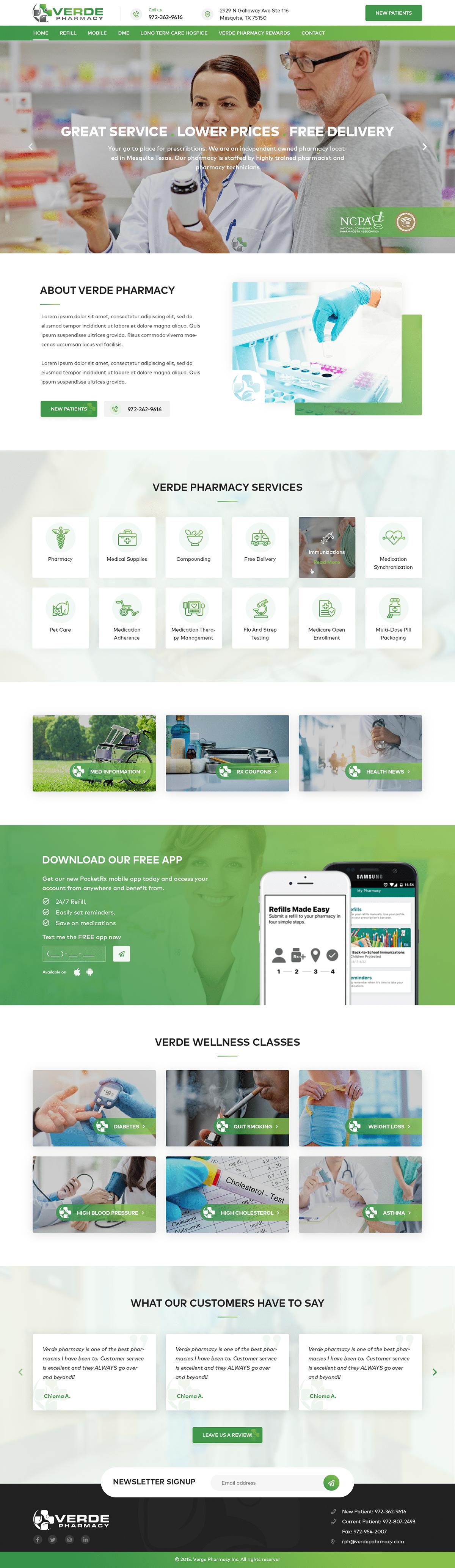 clean website corporate website Medical Website minimalist minimalist design modern website pharmaceutical website pharmacy simple website ui design