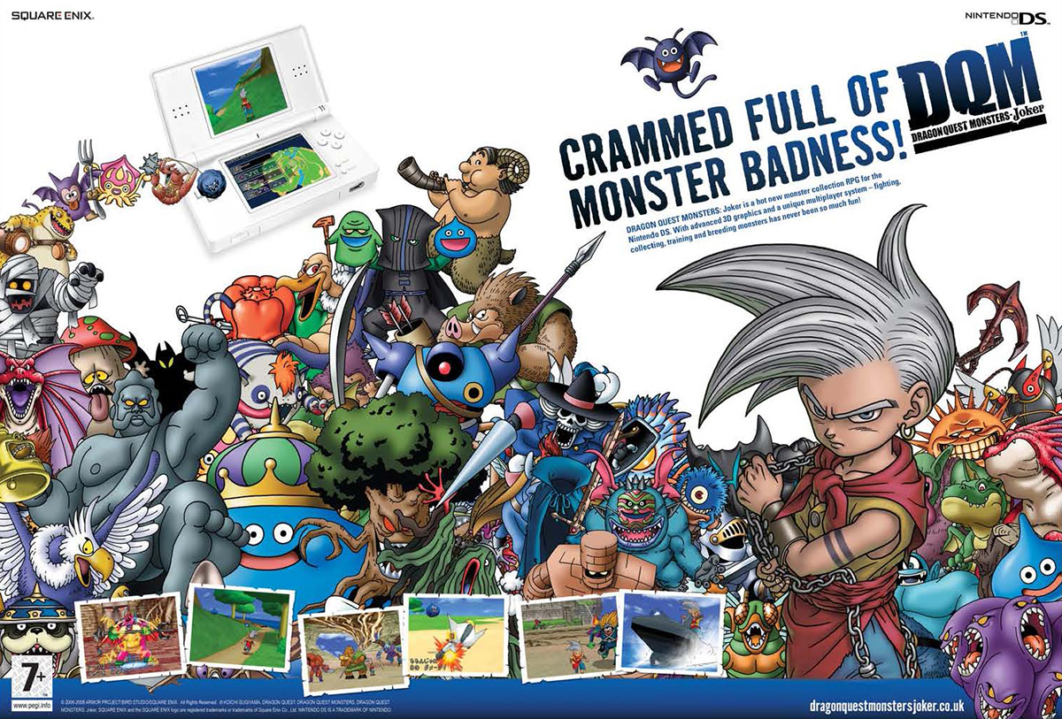 🔥 Dragon quest monsters joker 3 english download | Dragon Quest