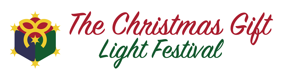 the christmas gift light festival was chosen from the fact that it is a charitable event giving monetary gifts to local charities