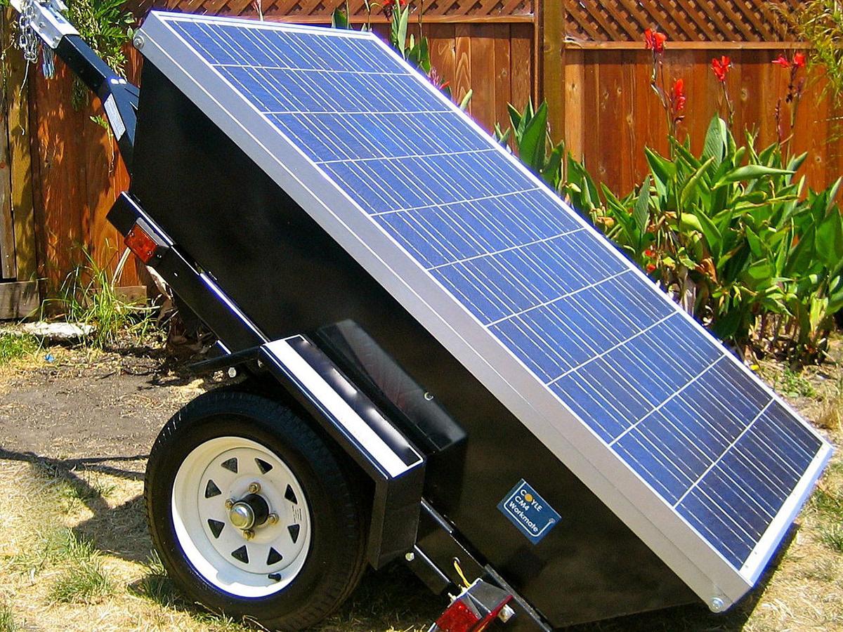 Solar energy Solar Generator