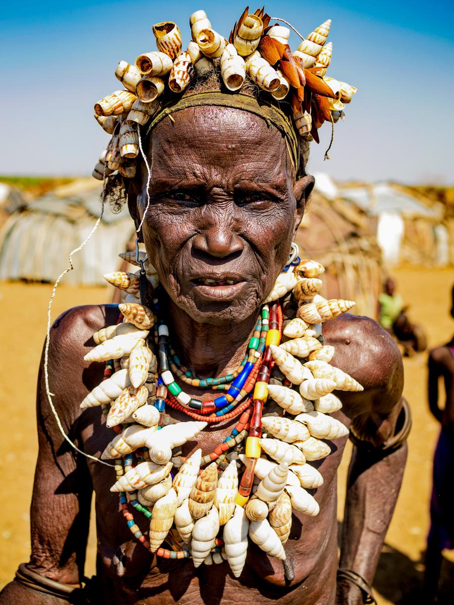 973be0c4c The Beauty Of Omo Tribal Women on Behance