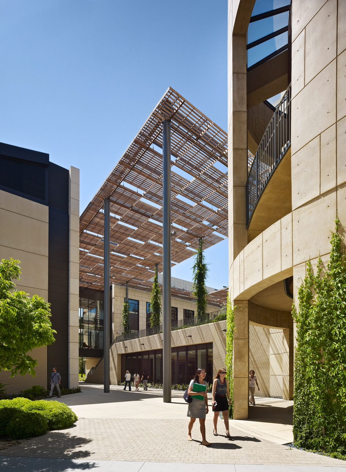 Stanford Law School, William H  Neukom Building on Behance