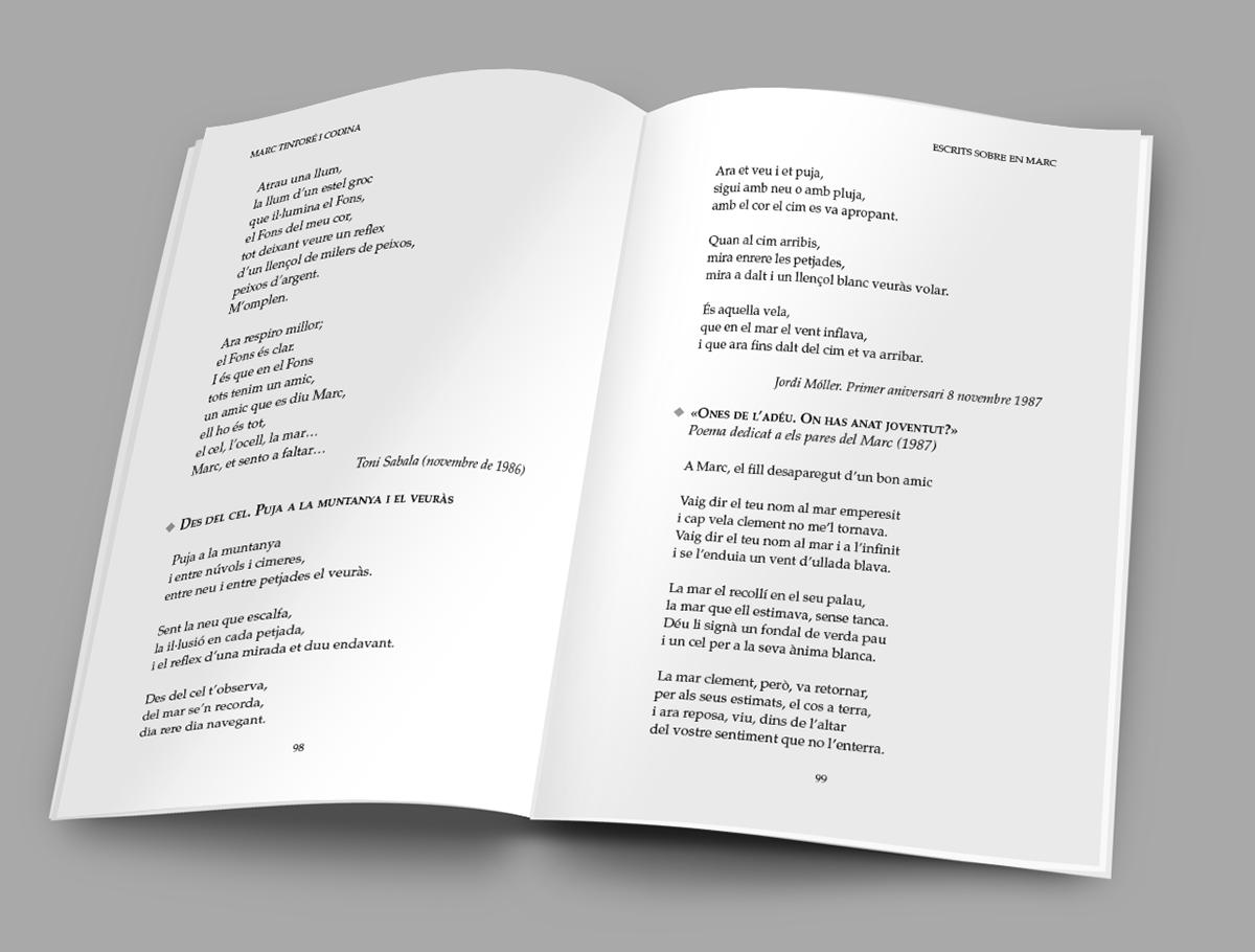 Ejemplo maquetación poesía