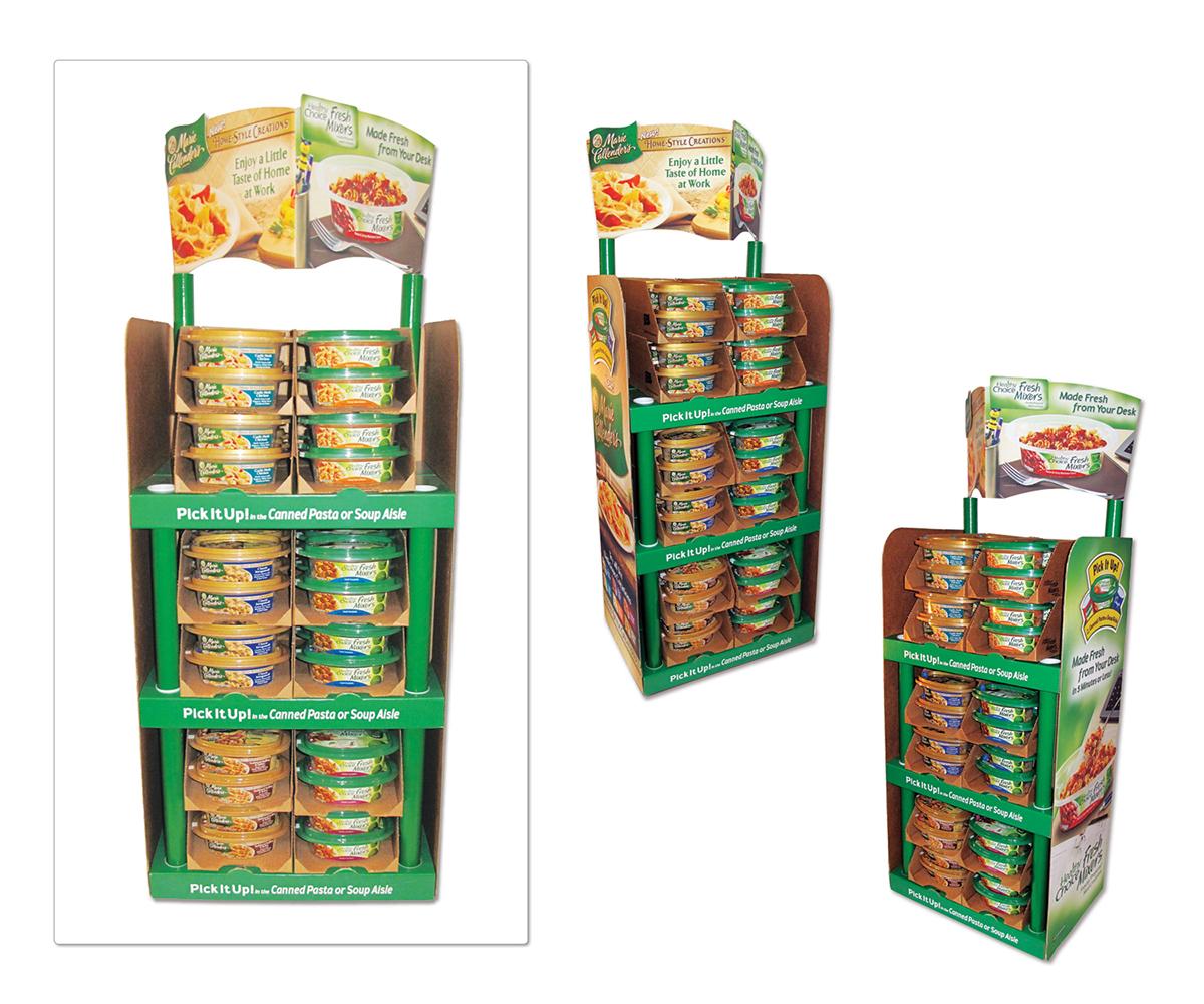 Merchandising on behance for Jarden consumer solutions