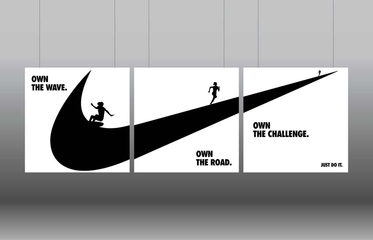 Nike Advertising Just Do It On Aiga Member Gallery