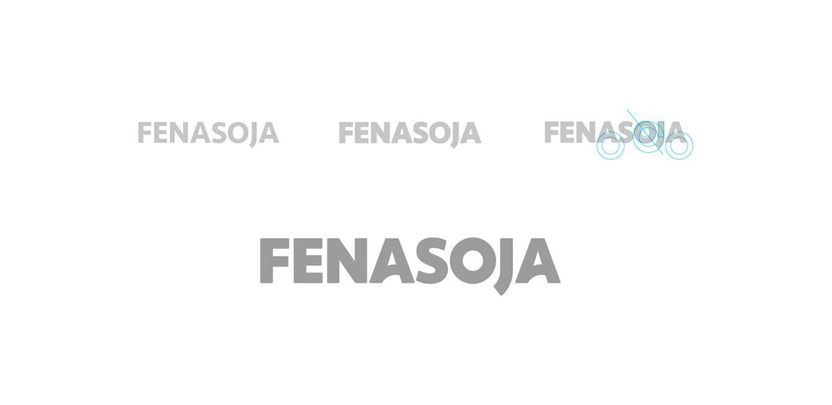 fenasoja branding  DNA design multi-sector fair identity ILLUSTRATION  feira multicolor handmade expo