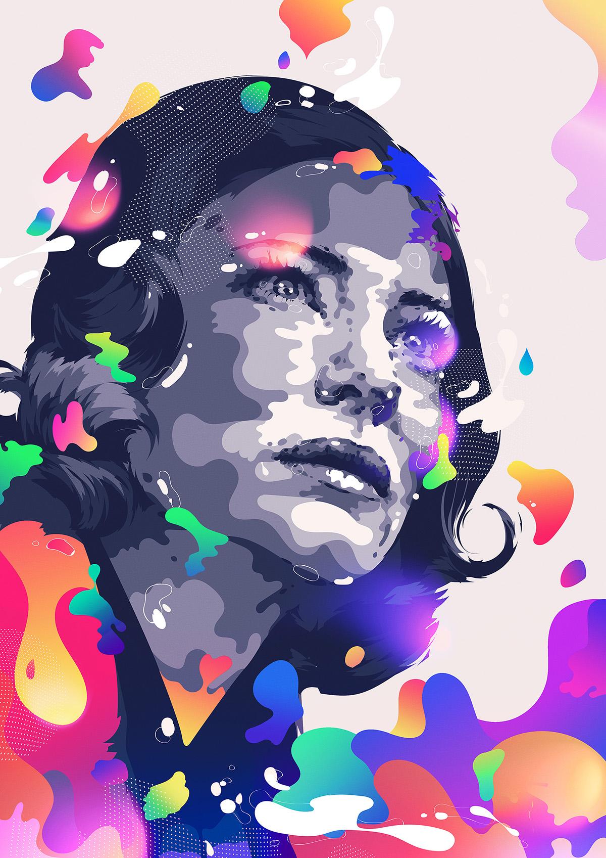 Deadline Hollywood hollywood movie stars leonardo dicaprio Emily Blunt deadline magazine color portrait Steve Jobs Michael Fassbender Cate Blanchett celeb