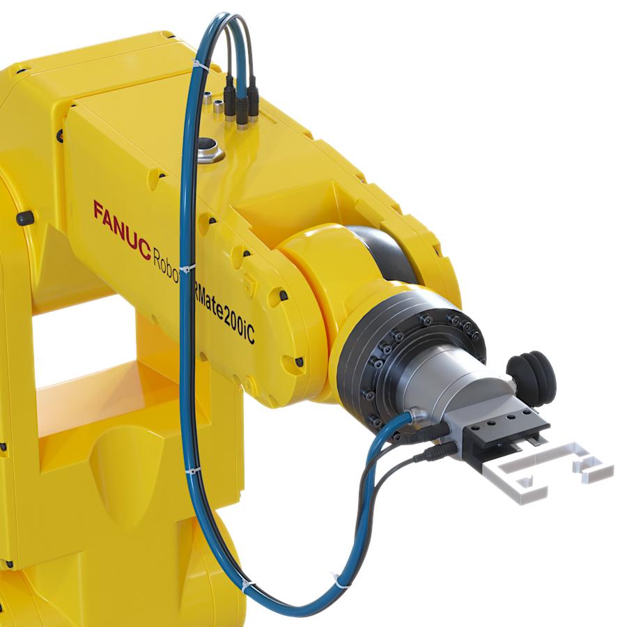 FANUC Robotic Arm Manipulator on Behance