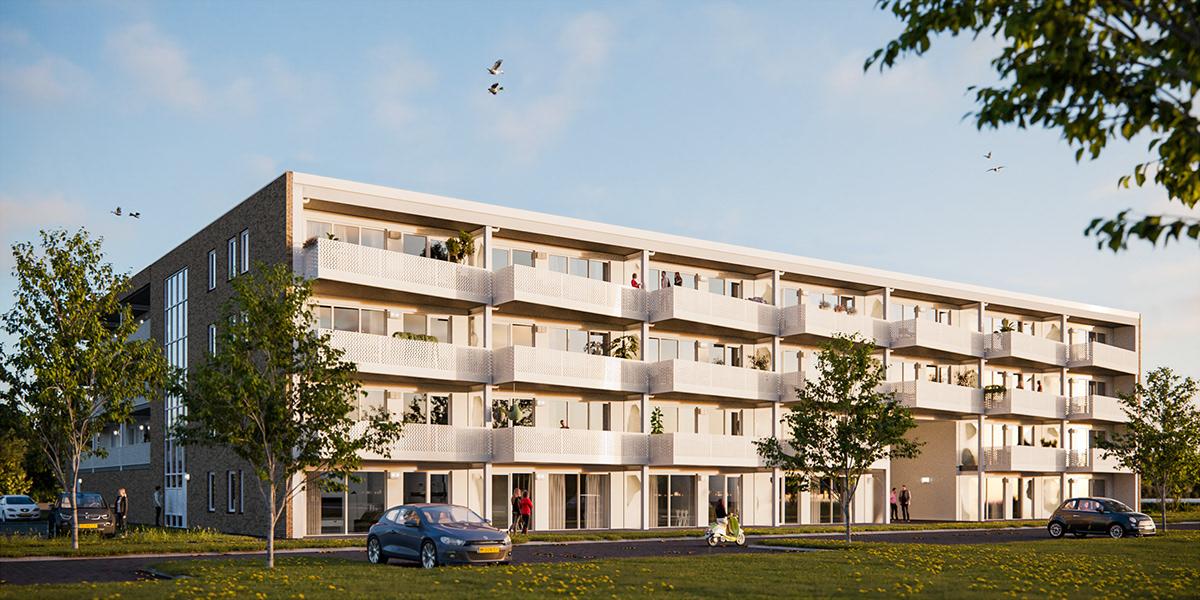 Apartment BLOCK48 Interior And Exterior Design 48D 48D On Pantone Magnificent 2D Interior Design Exterior