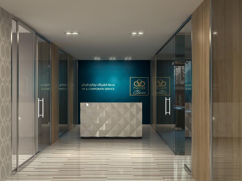 Bank NCB Bank design