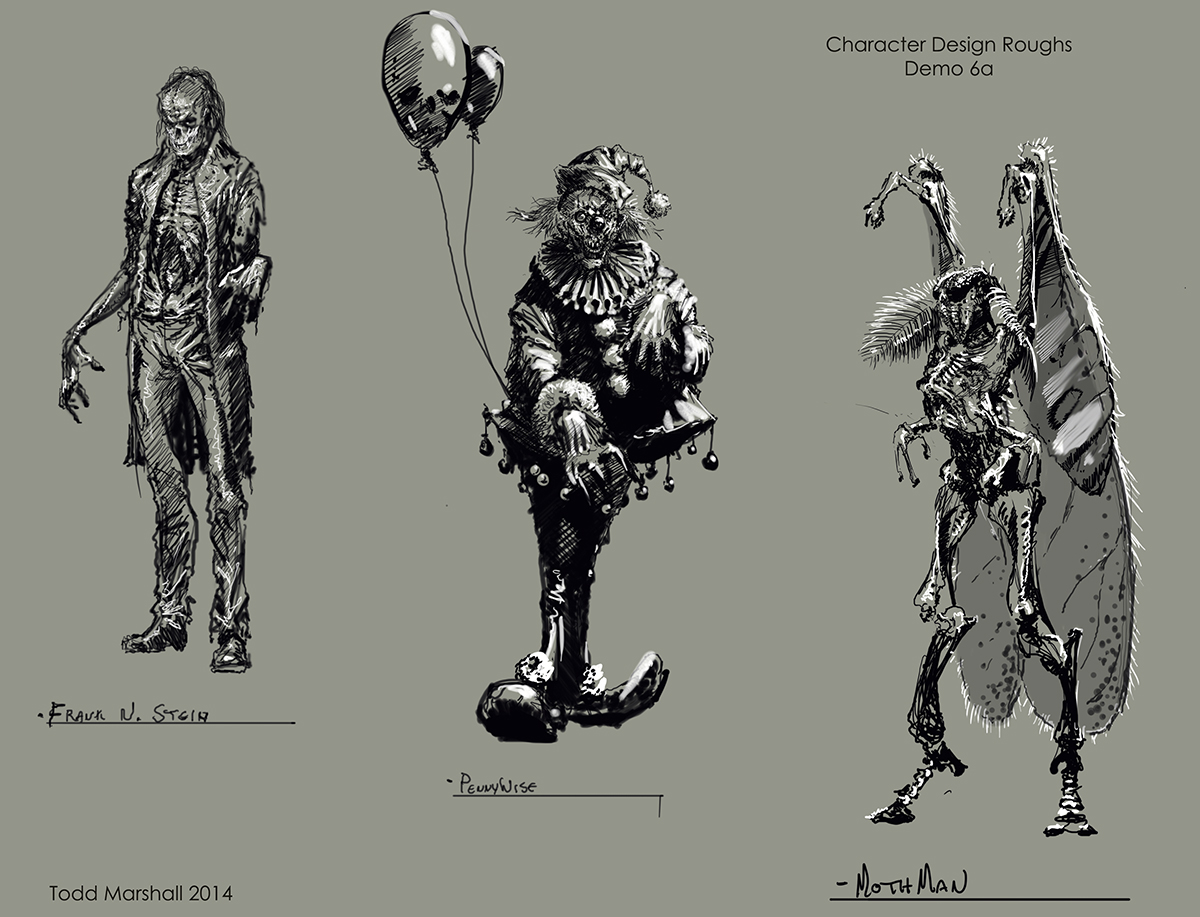 Concept Character Design Brief : Concept art character design on behance