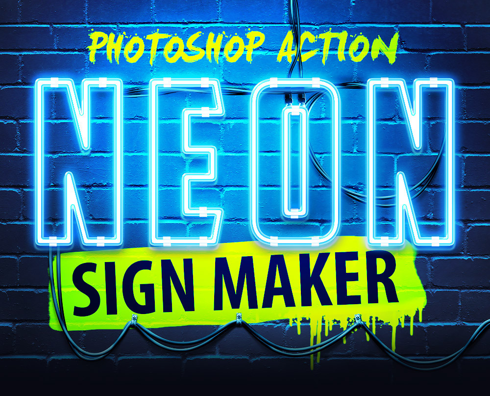 Neon Sign Maker on Behance