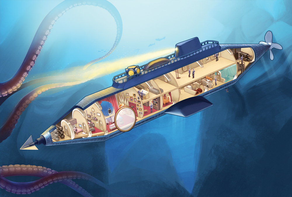 Сказка летучий корабль в картинках чтобы работа превращению