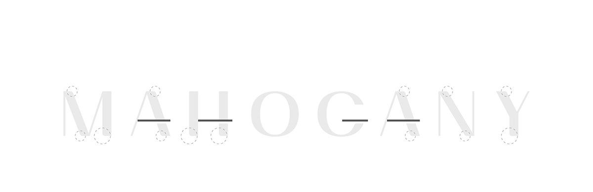 brand identity branding  editorial logo logogram Logotype pattern property Residence visual identity