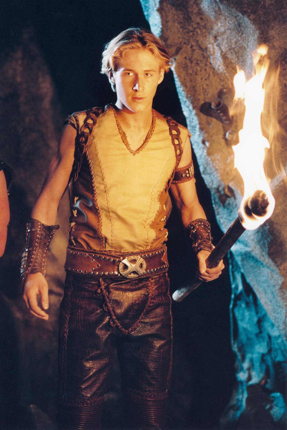 Ryan Gosling as Young Hercules