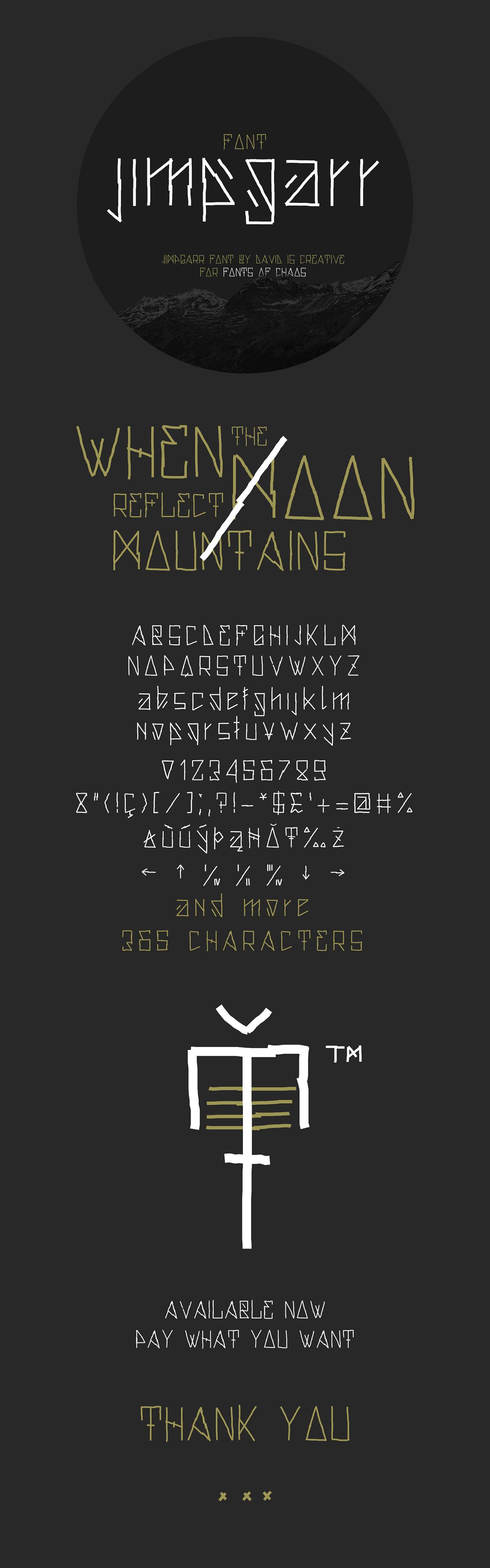 typo font fonts mystical ruins runs alternative for free free mysticalmystic Legendary Magical