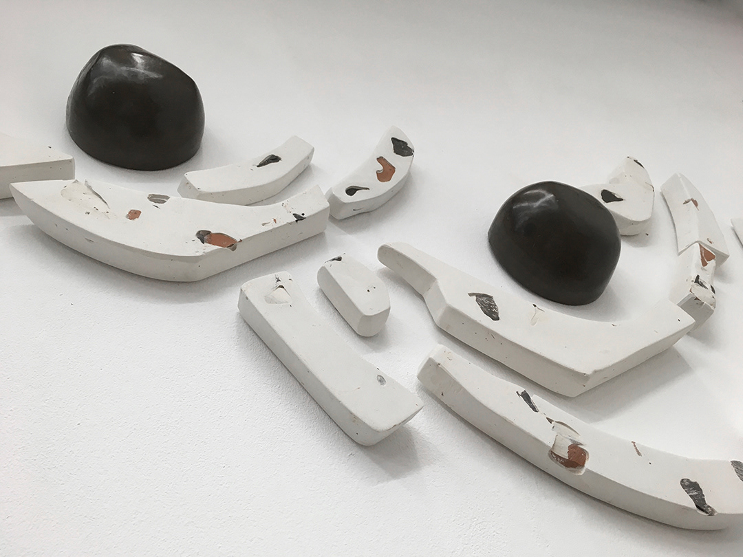 arte ceramica Escayola escultura