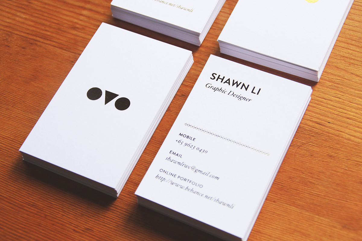 personal business cards online