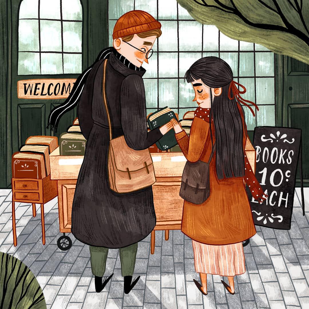 book illustration character illustration children's book art children's illustration Digital Drawing digital illustration illustration artist kid lit art portrait illustration vintage illustration